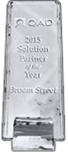 solution partner of the year award